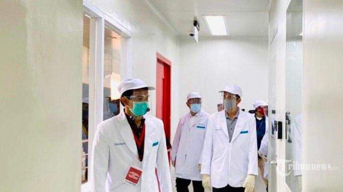 Doni Monardo Sebutkan Pemerintah Siapkan Vaksin Covid-19 Dalam Waktu Cepat Tapi Tak Buru-buru