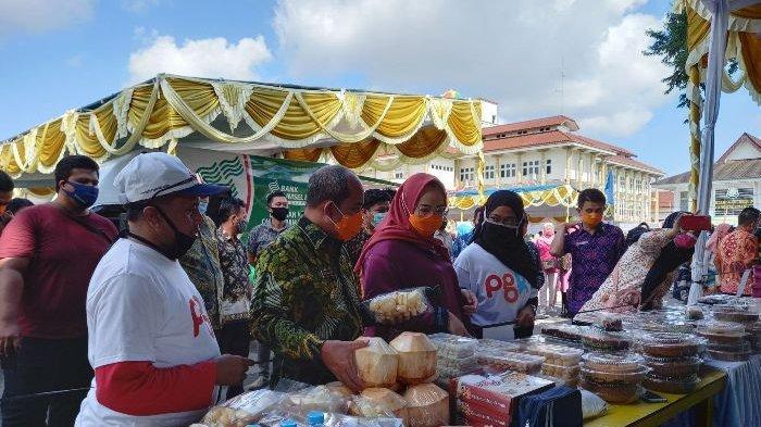Bangkitkan Ekonomi Pangkalpinang, Wali Kota Berikan Bantuan untuk 568 UMKM