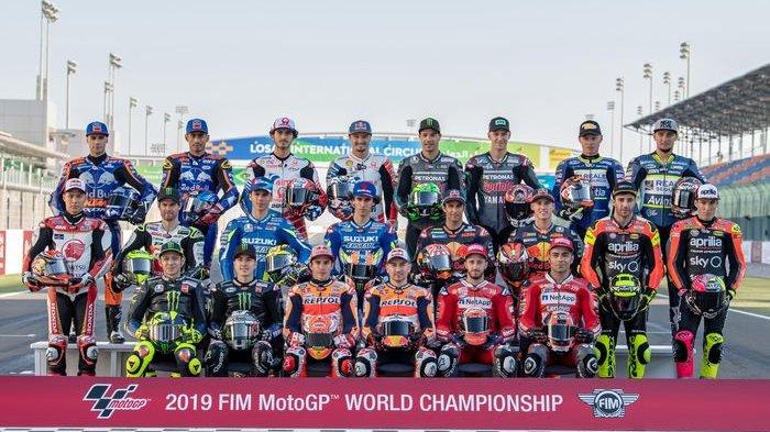 MotoGP Qatar Dibatalkan, Inilah Jadwal Terbaru yang Dirilis Dorna