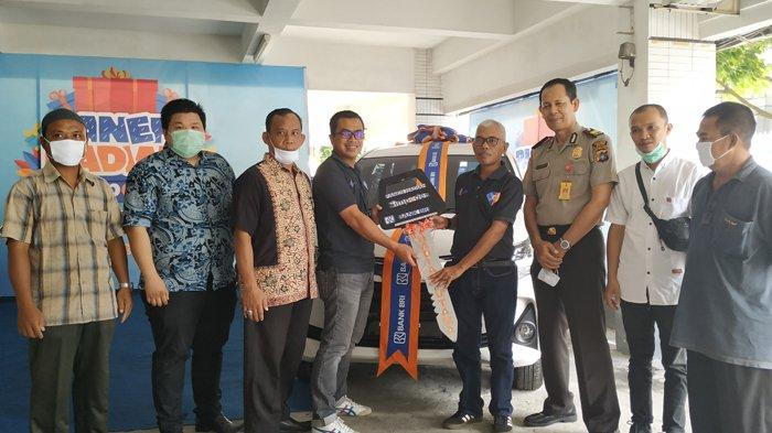 Undian Panen Hadiah Simpedes BRI Cabang Tanjungpandan, Inilah Para Pemenangnya