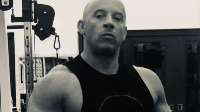 Sinclair, Putra Vin Diesel Kirim Pesan 'Keluarga Global Kami', Covid-19 dapat Membantu Umat Manusia