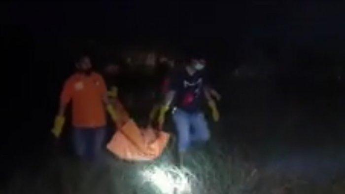 BREAKING NEWS Mayat Perempuan Ditemukan di Aliran Sungai Pilang