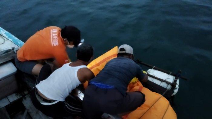 Jenazah Mengapung di Laut Teluk Limau Belitung Diduga Tenggelam Terseret Arus