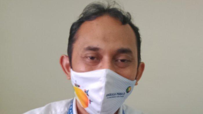 Executive Manajer PT Angkasa Pura II (persero) Kantor Cabang Bandara H AS Hanandjoeddin Tanjungpandan Untung Basuki