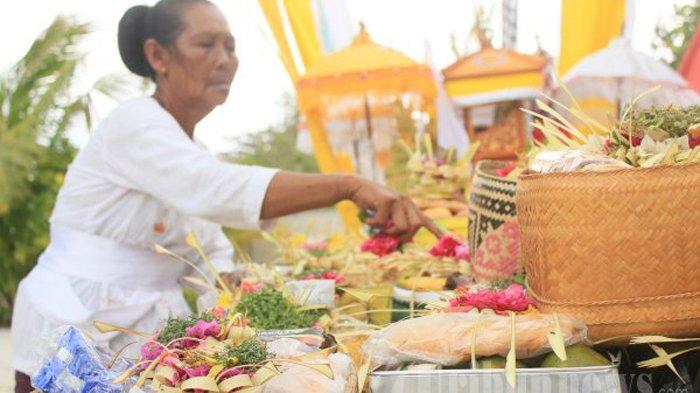 Menjelang Nyepi, Warga Dusun Balitong Akan Mengarak Ogoh-ogoh