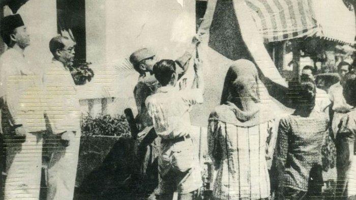 Kisah 3 Pengibar Sang Saka Merah Putih Saat Proklamasi 17 Agustus 1945, dari Latief Hingga Trimurti