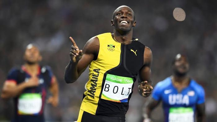 Usain Bolt Anggap Cristiano Ronaldo Panutannya Sebagai Atlet Profesional