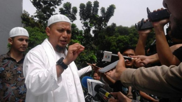 Ustaz Arifin Ilham: Ahok Belum Mengerti Indahnya Islam