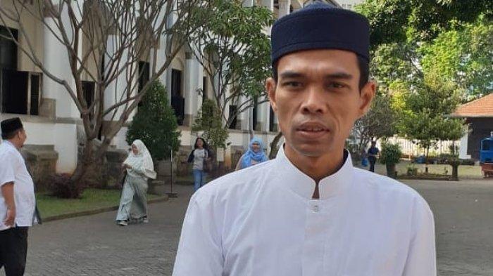Ustadz Abdul Somad (UAS) Mundur sebagai PNS dan Dosen UIN Suska Riau