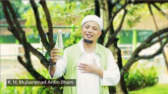 Ustaz Arifin Ilham Berpesan Jaga Mulut dan Jangan Sampai Masyarakat Terpecah Belah