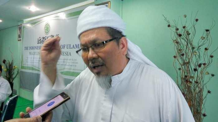 Ustadz Tengku Zulkarnain Sempat Bertakbir saat Kondisi Tubuhnya Menurun
