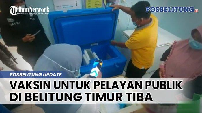 Hari Ini 31 Orang Warga Belitung Timur Positif Covid-19, Paling Banyak dari ASN dan Honorer
