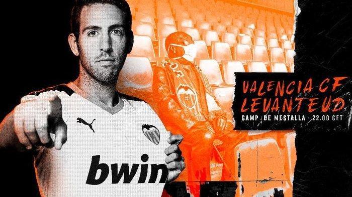 Jadwal Siaran Langsung Liga Spanyol Malam Ini, Valencia vs Levante, Besok Barca vs Mallorca