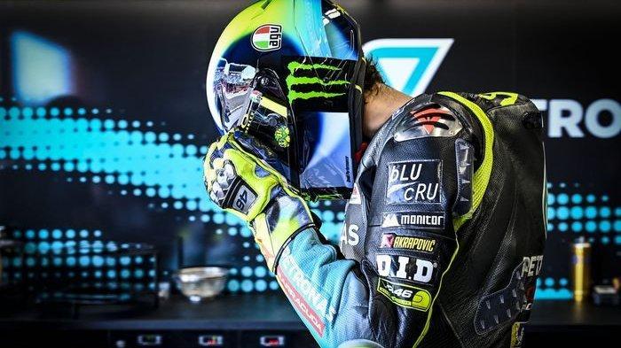 Valentino Rossi Lagi Galau, Pensiun dari MotoGP atau Terima Tawaran Menarik Gabung ke Ducati