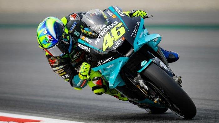Masa Depan Valentino Rossi Diputuskan Setelah 2 Balapan Lagi, Ayahnya Sebut Tinggalkan Yamaha