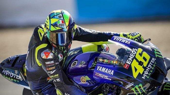 Valentino Rossi Justru Pesimis Meski Balapan MotoGP Styria 2020 Belum Mulai