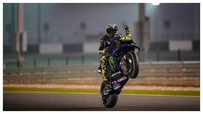 MotoGP Tanpa Valentino Rossi Terasa Aneh, Sang Adik Luca Marini Harap Kakaknya Tak Pensiun