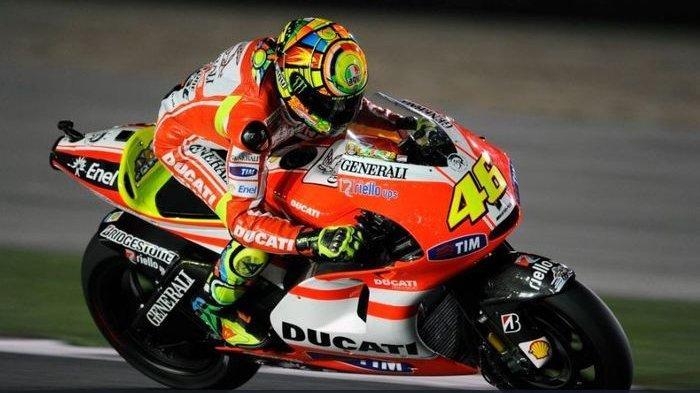Tunggangi Yamaha Banyak Masalah, Valentino Rossi Disebut Lebih Baik Pakai Ducati