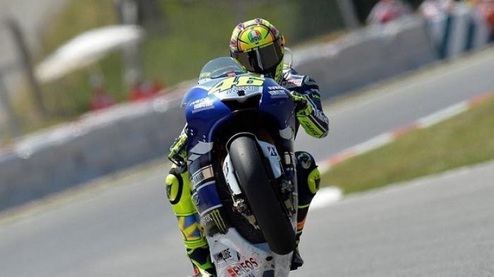 Jelang GP Belanda, Ini Kata Rossi Tujuh Kali Juara di Sirkuit Assen