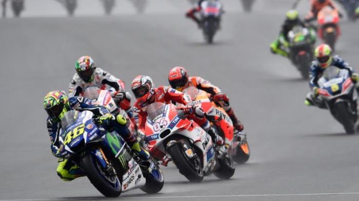 Dovi Start Terdepan di GP Malaysia, Marquez Dibelakang Rossi