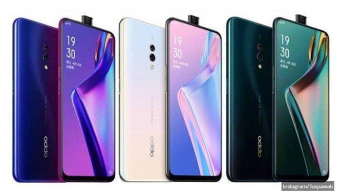 Spesifikasi dan Harga 5 Ponsel Paling Laris Indonesia, Ada Samsung, OPPO, hingga Vivo