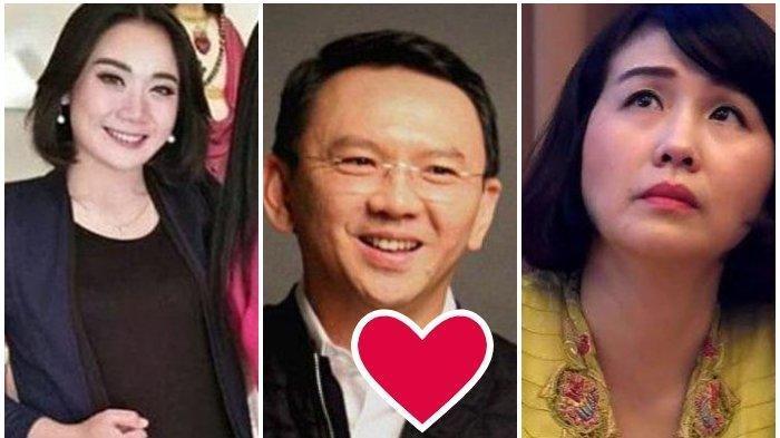 Veronica Tan Ternyata Masih Sendiri, Ahok Bahagia Menanti Anak, Wajah Puput Nastiti Jadi Sorotan