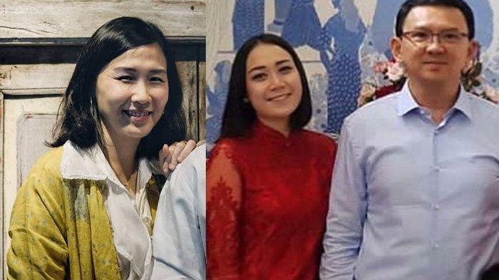 Beda Benih Cinta Ahok BTP Pada Veronica Tan dan Puput Nastiti Devi