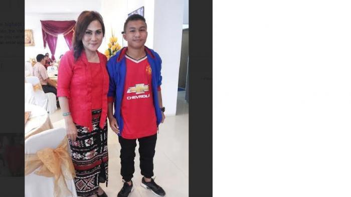 Ini Viddy Adam, Bocah Asal Bitung yang Segera Merumput di Manchester United