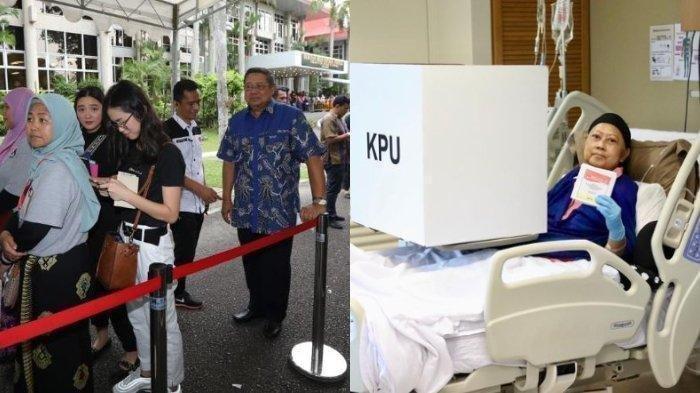 Pemilu di Luar Negeri: dari Ahok BTP Marah, SBY & Ani Yudhoyono Nyoblos, WNI Antre Berjam-jam