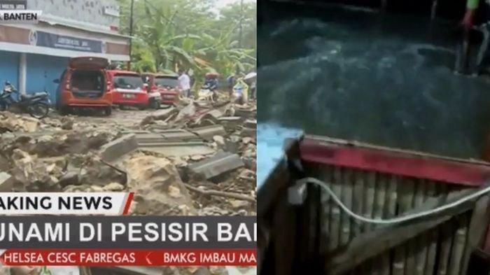 Inilah 4 Fakta Singkat Tsunami yang Menerjang Wilayah Banten dan Lampung