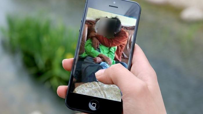 Oknum PNS Pegawai Kemenag Terekam Kamera Beradegan Syur, Videonya Menyebar di Internet