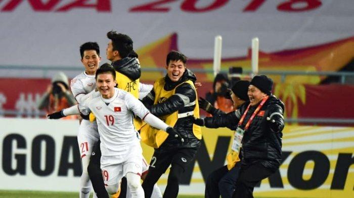 Vietnam Jadi Tim Menakutkan, Melaju Final Piala Asia U-23