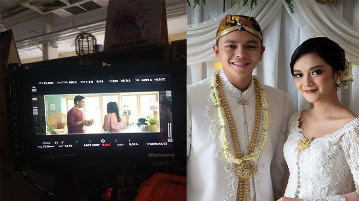 Kisah Sejoli 'Shafira & Ilham' yang Awalnya Dipasangkan di Syuting Iklan, Kini Mereka Resmi Menikah