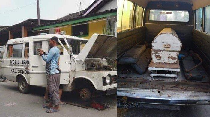 Viral di Sukoharjo, Beli Mobil Jenazah Lengkap Peti Mati, Pria Ini Bikin Heboh Warga Sekampung