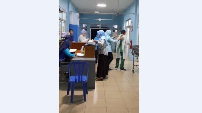 BREAKING NEWS -- Pasien Terduga Suspek Virus Corona di Belitung Timur, Dokter Ungkap Kondisi Pasien