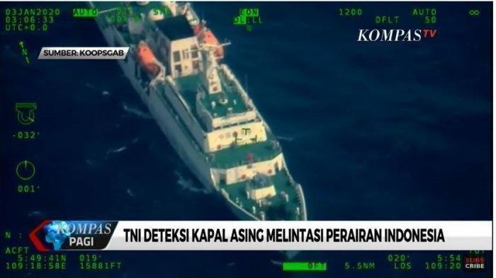 Kapal-kapal China Akhirnya Tinggalkan Natuna, Menlu China: Kami Harap Indonesia Tetap Tenang