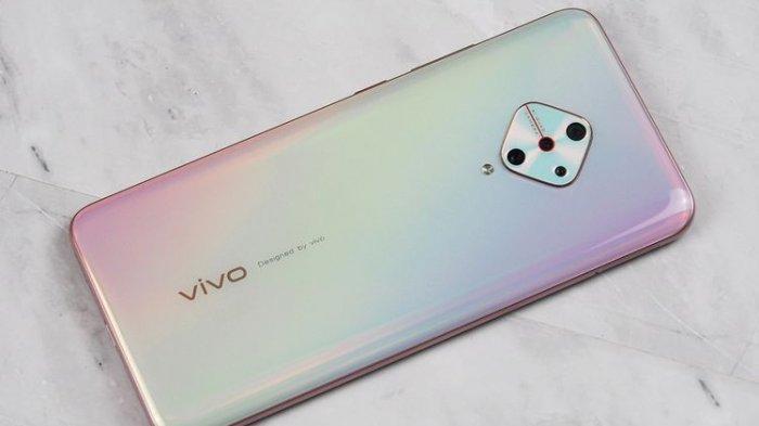 Vivo S1 Pro Varian 256 GB Warna Baru Tersedia di Toko Daring, Jangan Lewatkan Tanggal Pemesanannya