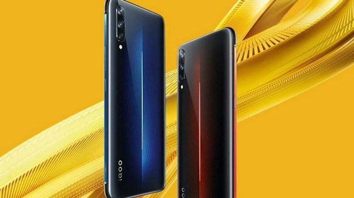 Vivo iQoo Pro, Ponsel Gaming Dibekali Snapdragon 855+