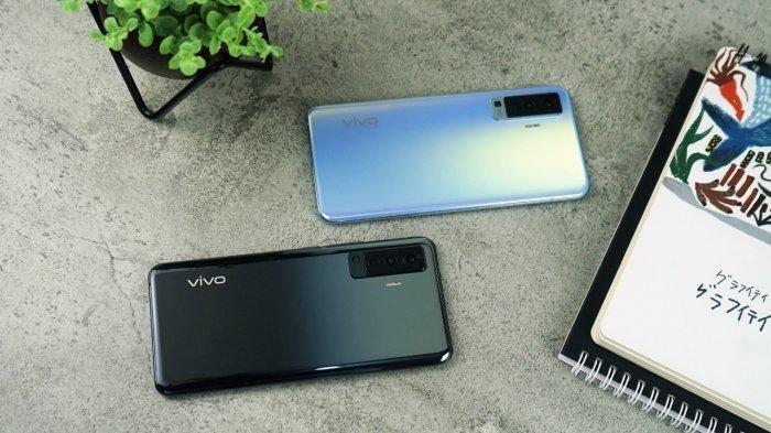 Inovasi Desain Vivo X50, Hadir dengan Desain Ramping dan Trendy, Kameranya Bisa Zoom 20 Kali