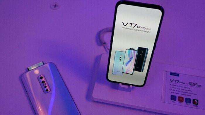 Vivo V17 Pro Dibanderol Rp5,6 Juta, Sudah Meluncur di Indonesia