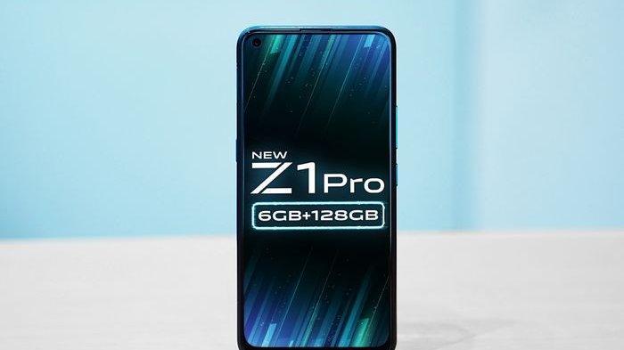 Vivo Z1 Pro Kantongi Memori Utama 6 GB, Intip Spesifikasi Lengkapnya