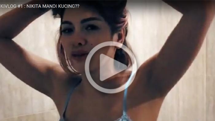 Nikita Mirzani Klarifikasi Video bersama Suami Nafa Urbach, Katanya Sih Cuma Temen