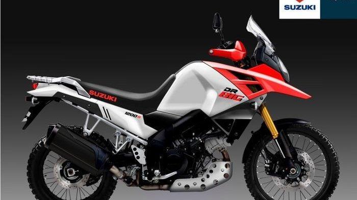 Suzuki Diprediksi Bawa Penantang Honda Africa Twin, Comot Mesin V-Strom