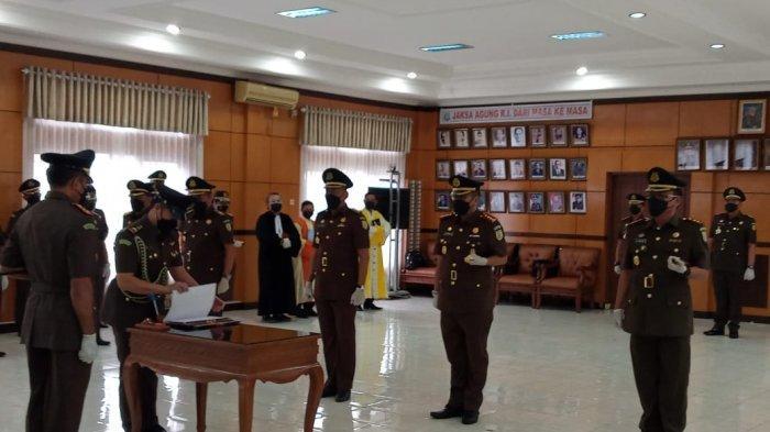 Resmi Serahkan Jabatan Kejari, Ali Nurudin Sebut Belitung Tak Terlupakan