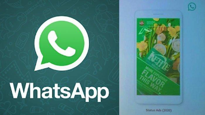 Beredar Tampilan Baru WhatsApp Tahun 2020, Bakal Ada Tampilan Iklan Gambar