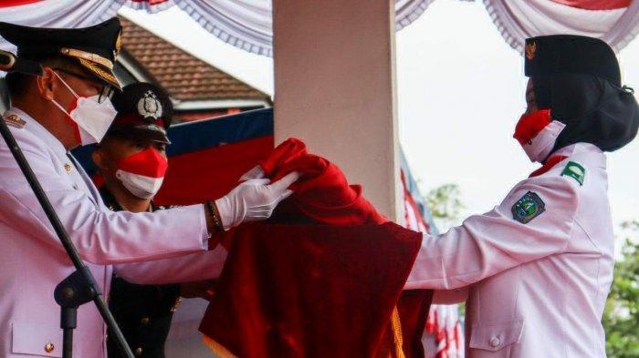 Wakil Bupati Belitung Sebut Butuh Transfer Semangat Pahlawan Hadapi Pandemi Covid-19