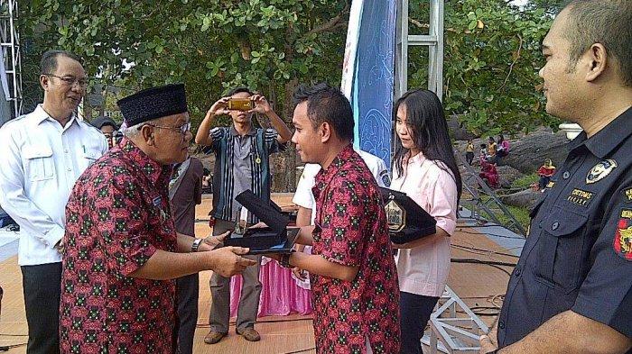 Wakil Bupati Belitung Tutup Belitung Expo 2018