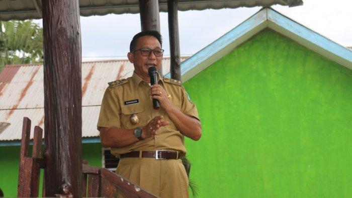 Wabup Burhanudin Jelaskan Dirinya Sebagai Saksi saat Dipanggil Kejari Belitung Timur