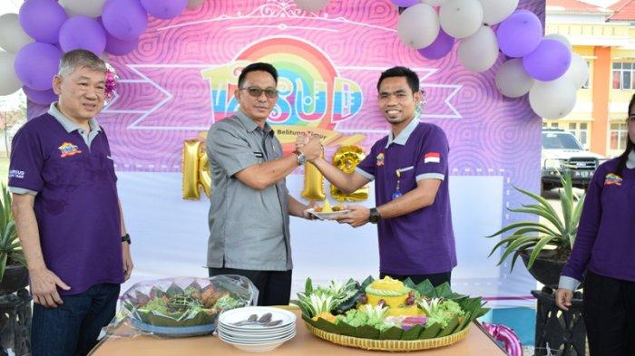 HUT Ke-12 Rumah Sakit Daerah Kabupaten Belitung Timur, Berbenah Diri agar Pelayanan Semakin Baik