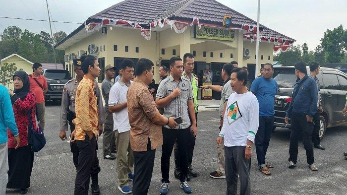 Kericuhan Terjadi di Sijuk Akibat Penertiban Tambang, Wagub Bangka Belitung Abdul Fattah Selamat